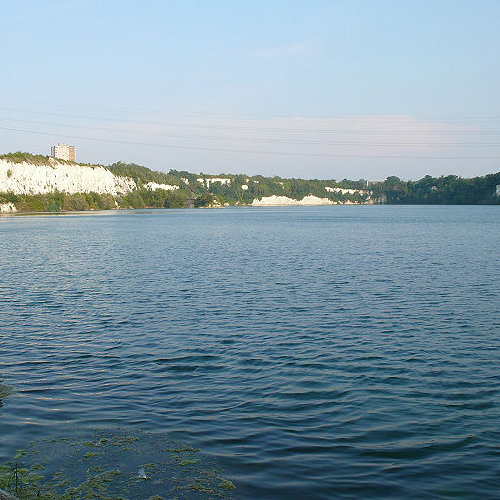 Fishing Lakes - Blue Lake, Northfleet