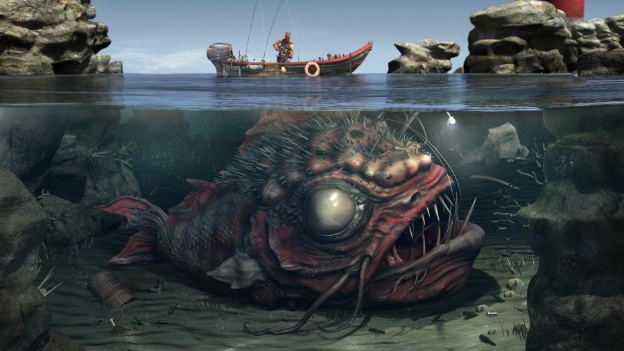 Fishing Horror Stories