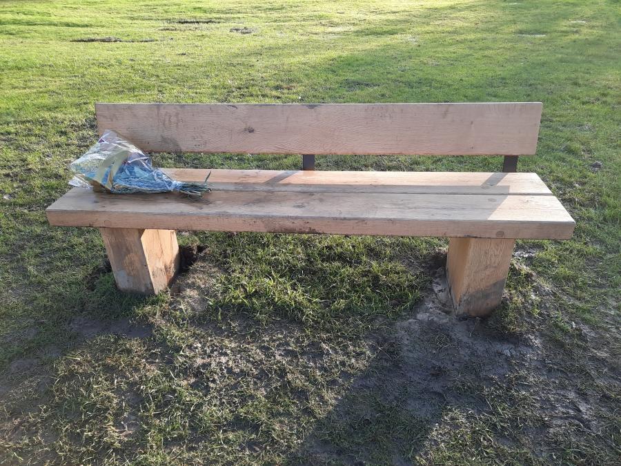 Shorne Memorial Bench